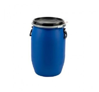 Reconditioned 50L/60L HDPE Plastic Drum (Open-Top)